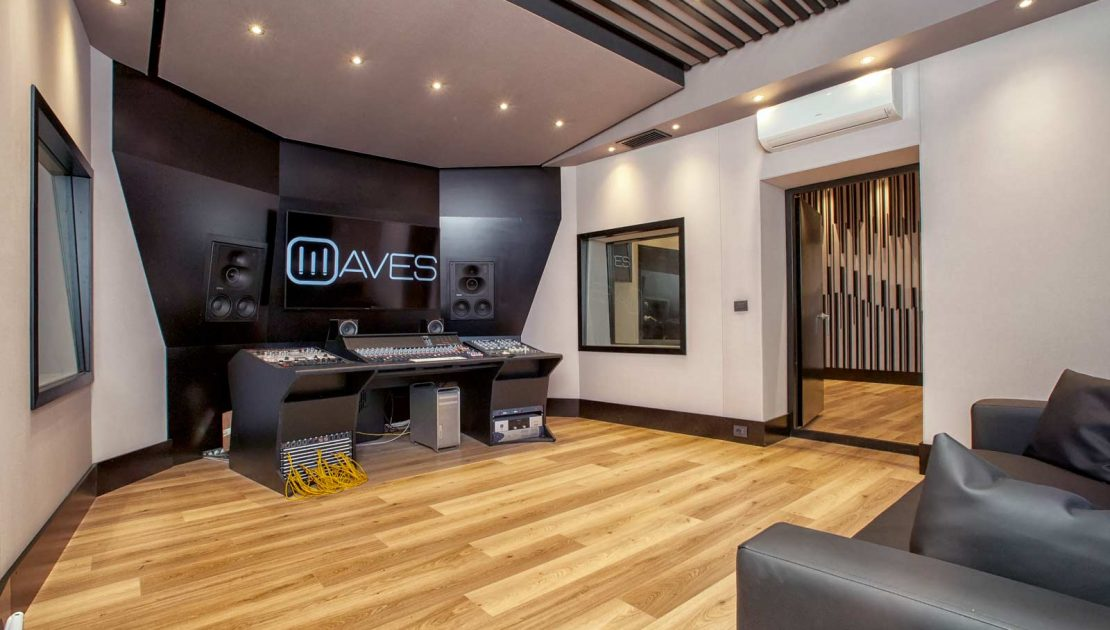 waves music center genova proaudio construction